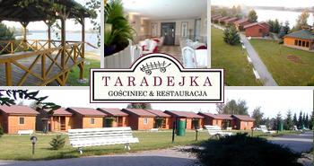 Ungewöhnliches Hotel in Polen Gasthaus Taradejka